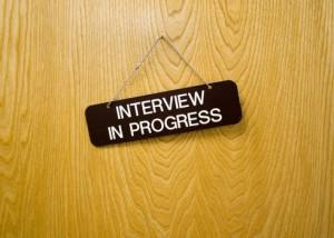 interview door