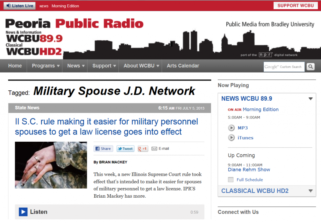 military spouse attorney lawyer