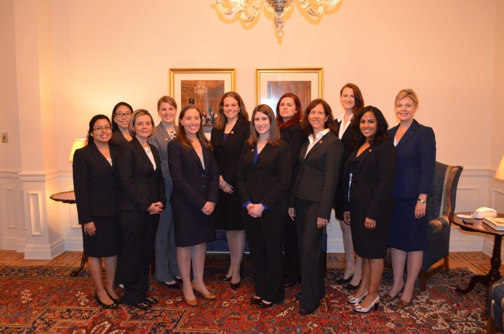 Military Spouse J. D. Network October 8, 2014 (10)