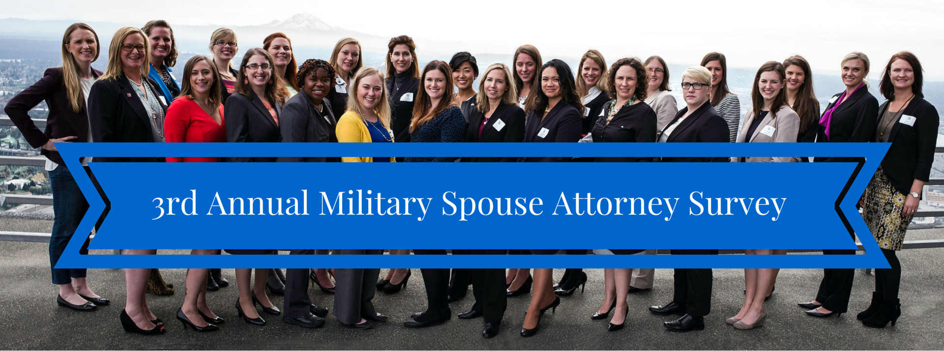 3rd Annual Military Spouse Attorney Survey