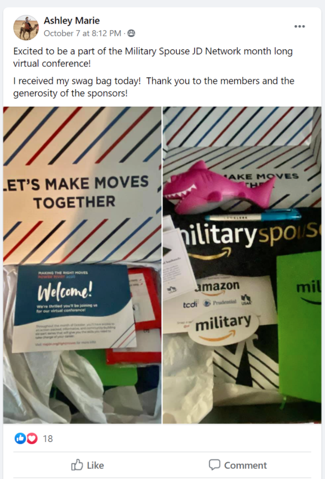 Member post from MSJDN Facebook Group